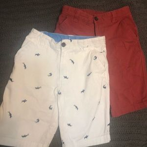 Two Pairs of Boys 12 Shorts